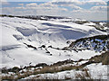 SE0170 : Swarth Gill in the snow by John Illingworth