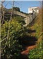 SX9265 : Babbacombe Cliff Railway by Derek Harper