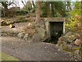 NS3082 : Hermitage Park: the Wishing Well by Lairich Rig