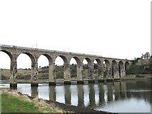 NT9953 : Royal Border Bridge by frank smith