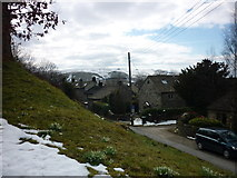 SE0064 : Scar Street and Embsay Moor by Carroll Pierce