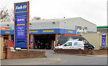 "J3774 : ""Kwik-Fit"", Ballyhackamore, Belfast by Albert Bridge"