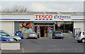 J3774 : Tesco Express, Ballyhackamore, Belfast by Albert Bridge