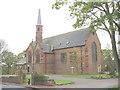 NZ3054 : St George's Church Washington by rob pattison