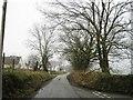 SX2281 : Road junction by Alex McGregor