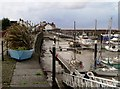 ST0743 : Watchet Marina (2) by nick macneill