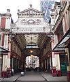 TQ3381 : Leadenhall Market, London, EC3 by David Hallam-Jones