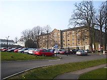 TQ2274 : Roehampton University campus by Chris Holifield