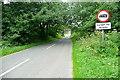SK1760 : Lane under the High Peak Trail by Graham Horn