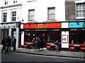 TQ2981 : Leon Restaurant, Old Compton St by Chris Holifield