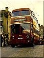 SU7173 : The final trolleybus by Richard Green
