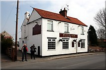 SK7388 : The Brewers Arms by Graham Hogg