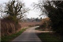 SK7391 : Wood Lane by Graham Hogg
