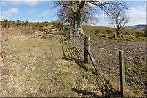 NS3779 : Path from Millburn Muir by Lairich Rig