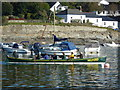 SW7626 : Helford pilot gig - Helford Passage by Ian Gillespie