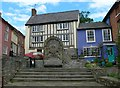 SO3289 : Bull Street, Bishop's Castle by Eirian Evans