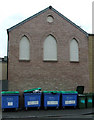 NS6161 : Bins on King Street by Thomas Nugent