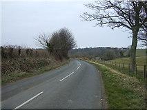 NU2304 : Minor road heading north  by JThomas