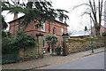 SK5741 : #6 Elm Bank, 'Burnham House' by Roger Templeman