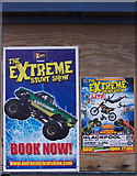 SD3727 : Extreme Posters, Mythop Road, Lytham by Terry Robinson