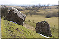 NY7914 : Fallen masonry at Brough Castle by Mike Pennington