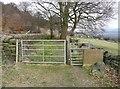 SE0621 : Elland Footpath 49, Greetland by Humphrey Bolton