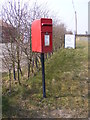 TG0402 : Hingham Road Postbox by Adrian Cable