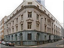 SJ8498 : Holyoake House, Hanover Street by David Dixon