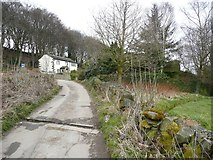 SE0721 : High Trees Lane, Greetland by Humphrey Bolton