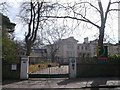 TQ2373 : Entrance to No89 Fairlawn, Wimbledon by David Anstiss
