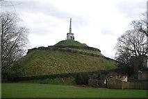 TR1457 : Dane John Mound by N Chadwick