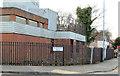 J3775 : Former Sydenham Youth Club, Belfast (2013-3) by Albert Bridge