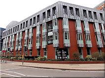 SU1585 : Station Square, Swindon by Jaggery
