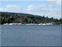 NS3882 : Loch Lomond by Thomas Nugent