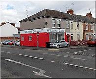 SU1585 : Welcome Cars, Swindon by Jaggery