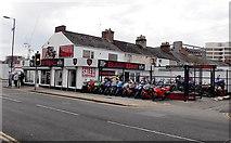 SU1585 : Budget Bikes, Swindon by Jaggery