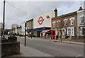 TQ3186 : Arsenal Tube Station, Gillespie Road by John Salmon