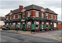 SU1585 : The Tap & Barrel, Swindon by Jaggery