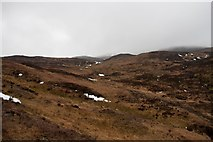 NR4057 : Looking up to Beinn Bhàn through low cloud, Islay by Becky Williamson