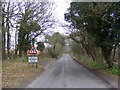 TM4770 : Entering Dunwich in Dunwich Forest by Adrian Cable