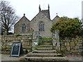 SW5033 : Ludgvan Church by SMJ