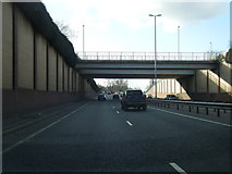 SJ8587 : A34 Kingsway looking north by Colin Pyle