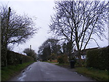 TG1509 : Hart's Lane, Bawburgh by Geographer