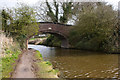 SJ5782 : The George Cleave's Bridge on the Bridgewater Canal by Ian Greig