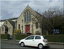 NS5566 : United Free Church Of Scotland by Thomas Nugent