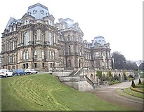 NZ0516 : Bowes' Museum by Stanley Howe