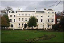 TR1457 : Chantry Hall, Dane John by N Chadwick