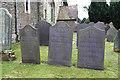 SP5288 : St Peter, Ashby Parva - Churchyard by John Salmon