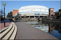 SP0586 : The NIA, Birmingham by Philip Halling