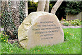 J4059 : Battle of Saintfield memorial, Saintfield by Albert Bridge